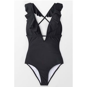 New Cupshe One-Piece Medium